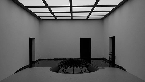 Bernd Oppl, videoskulptur
